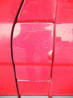 Крышка бака (лючок) красный на Renault Trafic, Opel Vivaro, Nissan Primastar