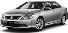 Защита двигателя на Toyota Aurion (с 2012---)