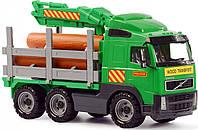 Автомобиль-лесовоз Полесье Volvo (8756)