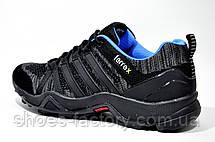 Кроссовки мужские Adidas Terrex Fast X (Black, Gray), фото 3