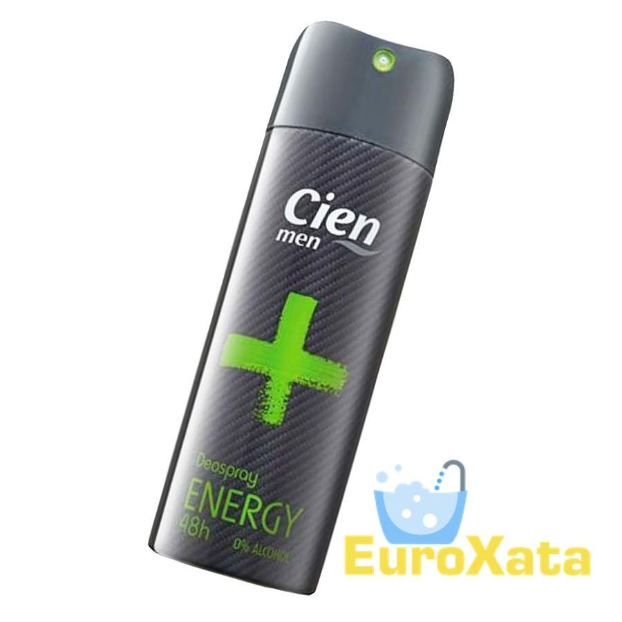 Дезодорант-спрей CIEN Men Deospray Energy