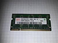 Память Hynix SODIMM DDR2-667 1024MB PC-5300 (HYMP112S64CP6-Y5)