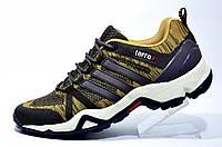 Кроссовки мужские Adidas Terrex Fast X (Brown)