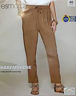 Женские летние брюки штаны на девушку вискоза от Esmara евро S 40