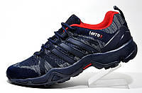 Кроссовки мужские Adidas Terrex Fast X (Dark Blue, Red)