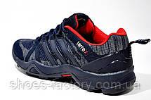 Кроссовки мужские в стиле Adidas Terrex Fast X (Dark Blue, Red), фото 3
