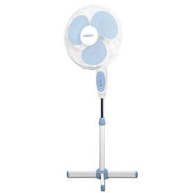 Вентиляторы напольные Scarlett SC-174 белый таймер +пульт