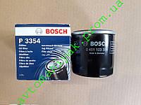 Масляный фильтр Bosch 0 451 103 354 (Fiat Lancia Renault) аналог Mann w714/4
