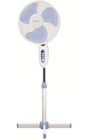 Вентиляторы напольные Scarlett SC-376 белый