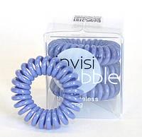 Набор резинок Invisibobble сиреневые 3 шт (Качественная копия)