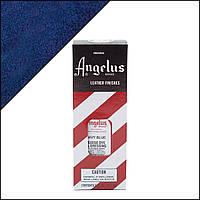 Краска для замши Angelus Navy Blue (темно синий) 60 мл.