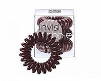 Набор резинок Invisibobble коричневые 3 шт (Качественная копия)