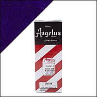 Краска для замши Angelus Purple (пурпурный) 120 мл.