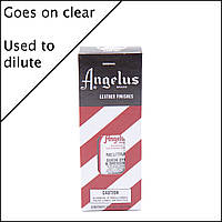 Краска для замши Angelus Neutral (нейтральная прозрачная)