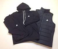 Жилетка+спортивный костюм Adidas
