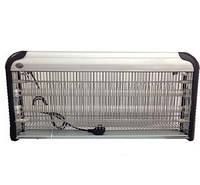 Световая ловушка для насекомых SANICO GSK-40W, 100 м², 1800/5 мA, 88х310х650 мм, алюминий