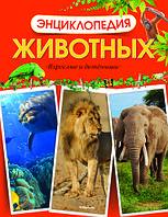 Энциклопедия животных. Взрослые и детёныши