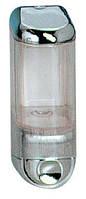 Дозатор жидкого мыла, пластик хром 0,17л Acqualba 583C