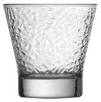Набор низких стеклянных стаканов ROME 240мл 3шт.