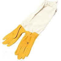 Перчатки пчеловода  кожаные