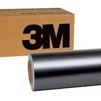 Тёмно серая пленка сатин 3M 1080 Satin Dark Grey, фото 1