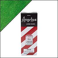 Краска для замши Angelus Kelly green (ярко зеленый)