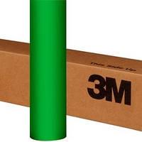 Пленка сатин зеленая 3M 1080 Satin Sheer Luck Green, фото 1