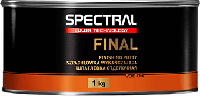 Шпатлевка FINAL 1л Spectral