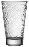 Набор высоких стеклянных стаканов ROME 315мл 3шт.
