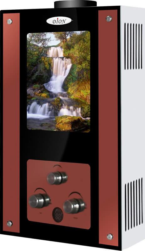 Dion 10L (водопад)