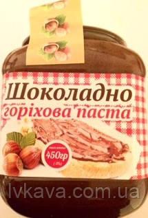 Шоколадно-ореховая паста Галицкие традиции, 450 гр