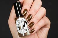 Магнитный лак для ногтей «Кошачий глаз» mur-10