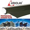 Чёрная зеркальная пленка Armolan HP Platinum 50 1.524 m