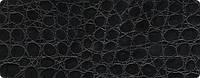 Пленка Hexis Black (Франция) имитирующая кожу аллигатора (HX30AL890B) 1.37 m