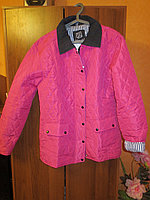 Куртка женская Urban Diva 20 розовая демисезонная весна/осень , фото 1
