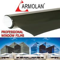 Чёрная зеркальная пленка Armolan HP Platinum 35 1.524 m, фото 1