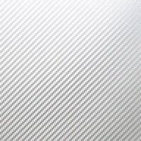 Пленка под карбон АРА (Италия) серебро 1,5 м, фото 1