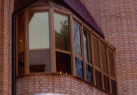 Зеркальная бронзовая плёнка Ultra Vizion R 15 B, фото 1