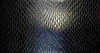 Пленка Orajet (Китай) имитирующая кожу змеи, тёмно серая 1,52 м