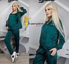 Роскошный  женский спортивный костюм из шелка,в расцветках, фото 2
