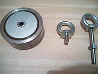 """Пошуковий магніт двосторонній 400 кг*2 """"Тритон"""", фото 1"""