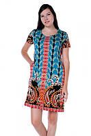 Платье-туника с узором Турция