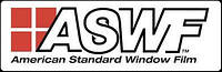Пленка для тонировки автомобилей ASWF Performer 20% (металлизированная, чорная)