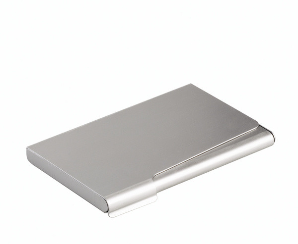 Визитница DURABLE карманная металлическая  2415 23