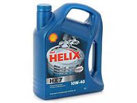 Олива моторна Shell Hellix 10w40