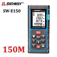 Лазерная рулетка (Дальномер) SNDWAY SW-E150