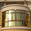 Зеркальная золотая плёнка Ultra Vizion R 15 GO