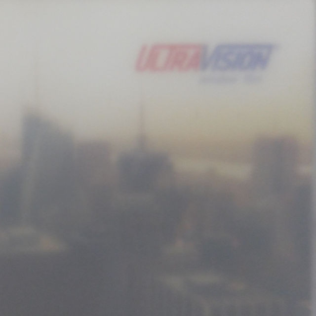 Белая матовая пленка для стекла Ultra Vision, фото 1