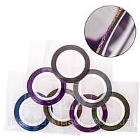 Цукрова нитка для нігтів в асортименті 0,2 мм