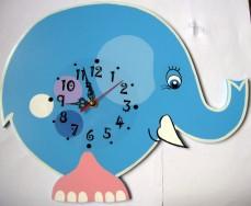 Детские настольные часы «Слоник», Funny Animals